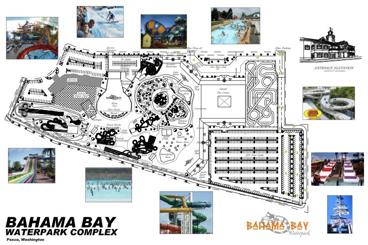 Bahama Bay Waterpark Coming Soon